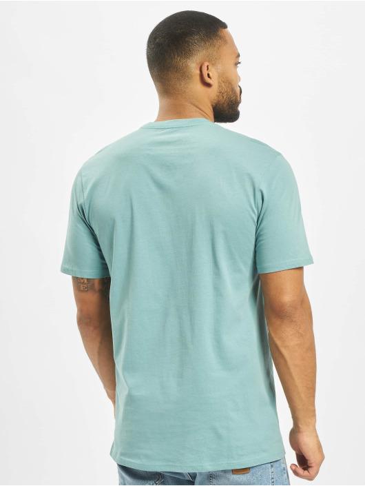 Volcom T-skjorter Digit Fty blå