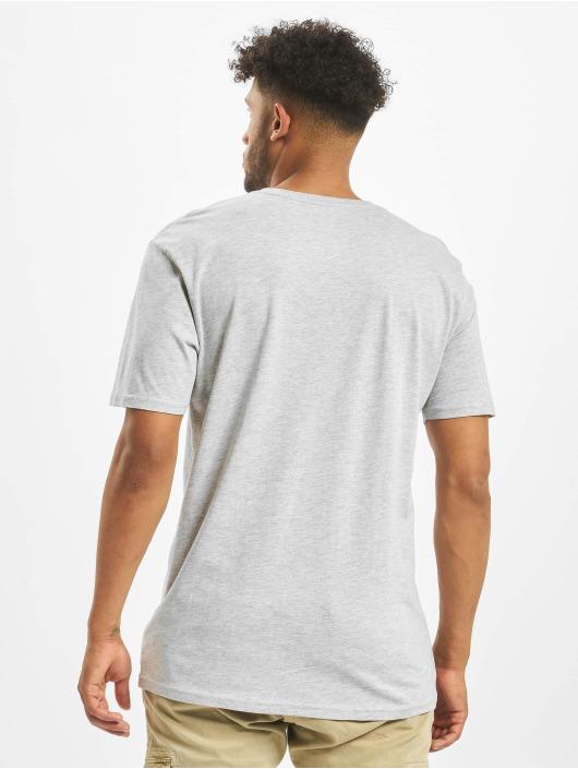 Volcom T-skjorter Crisp Euro Bsc grå