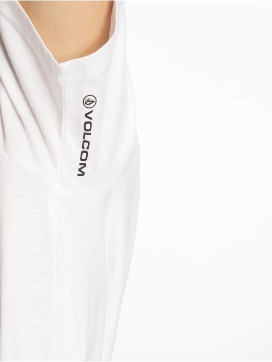 Volcom T-skjorter Devils Brew hvit