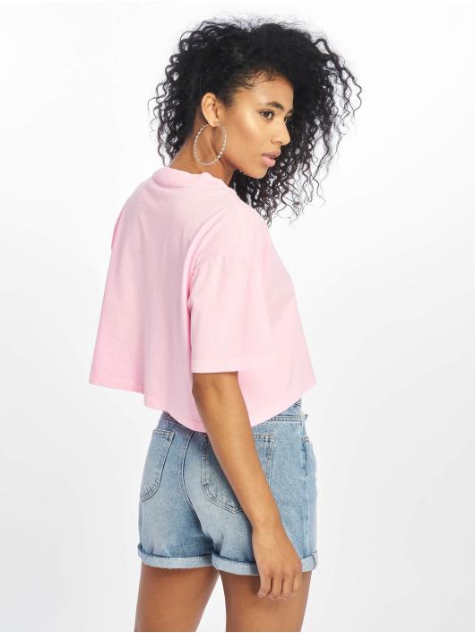 Volcom T-skjorter Neon And On rosa