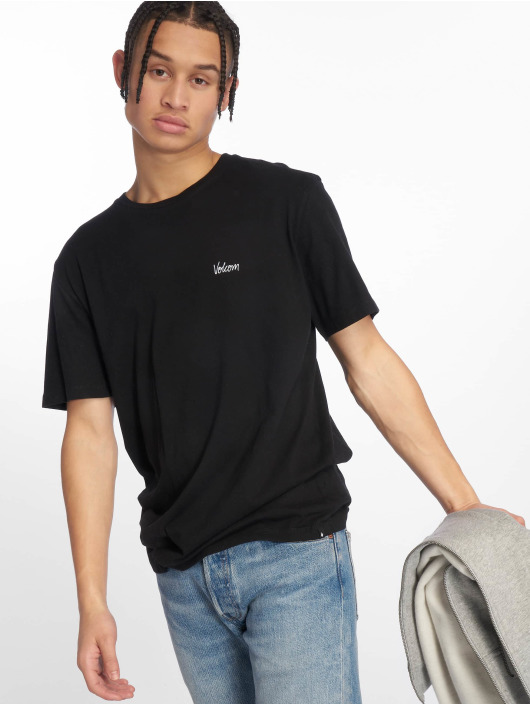 Volcom T-skjorter Impression svart
