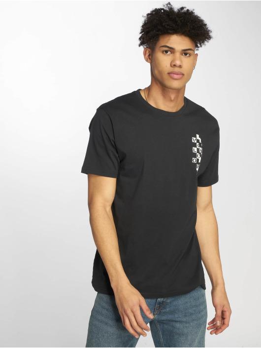 Volcom T-skjorter Multi Eye svart