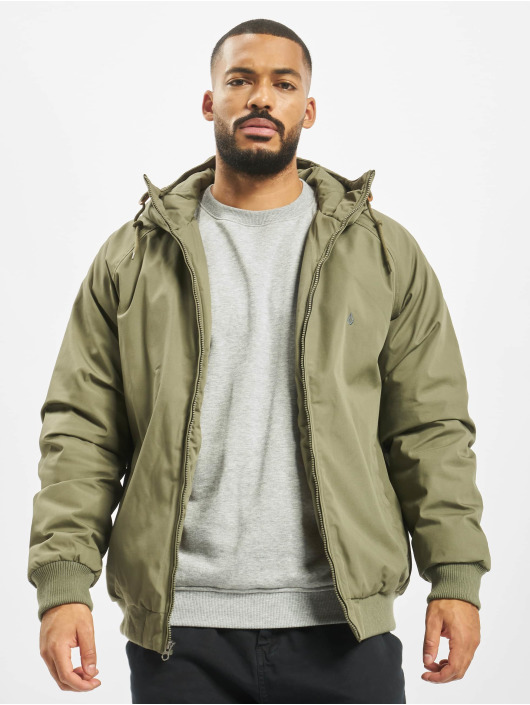 Volcom Transitional Jackets Hernan 5k khaki