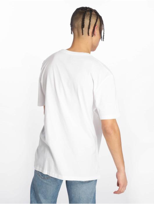 Volcom Tričká Impression biela