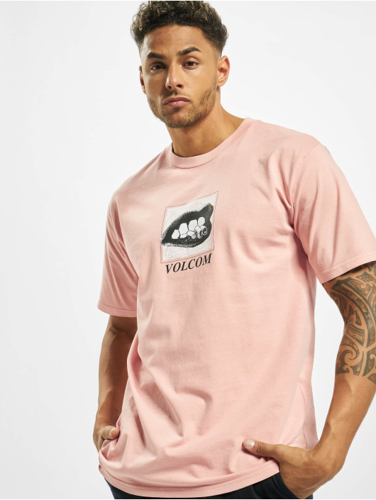Volcom Tričká Reacher pink