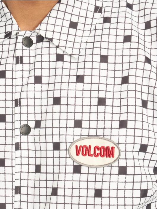 Volcom Übergangsjacke Brews Coach weiß