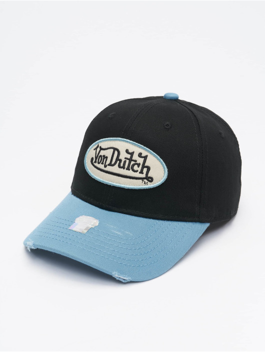 Von Dutch Snapback Cap Dad nero
