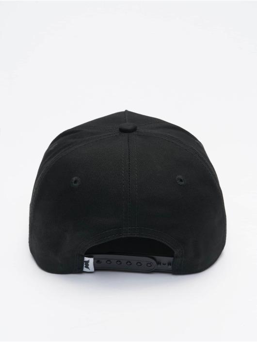 Von Dutch Snapback Cap Base schwarz