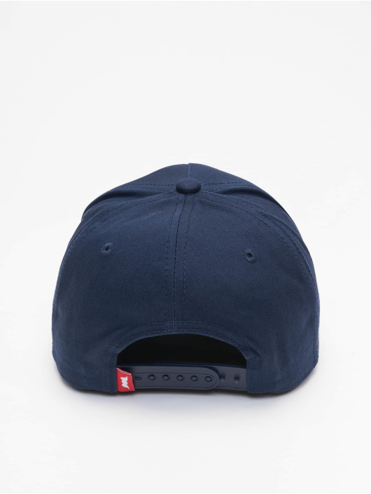 Von Dutch Snapback Caps Base blå