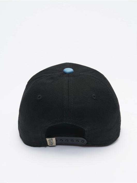 Von Dutch Snapback Caps Dad czarny