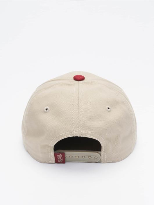 Von Dutch Snapback Caps Dad harmaa