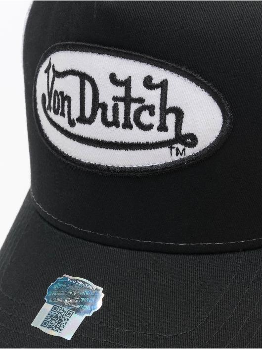 Von Dutch Truckerkeps Og svart