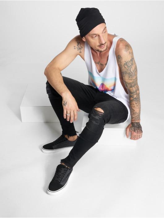 VSCT Clubwear Úzke/Streč Thor èierna