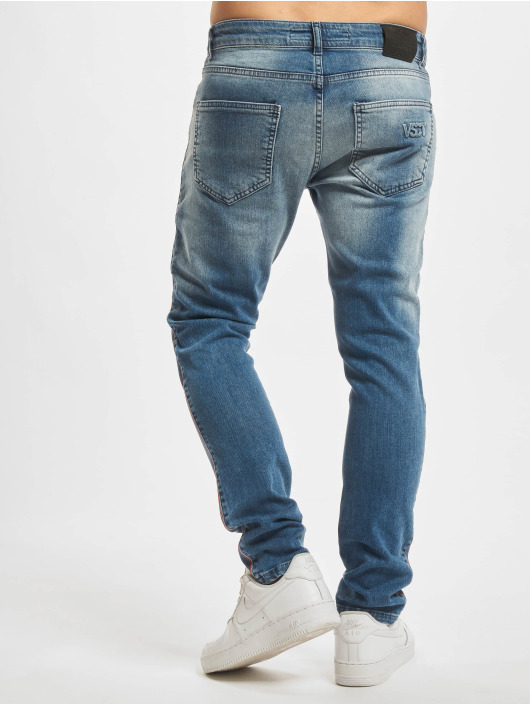 VSCT Clubwear Úzke/Streč Thor Track modrá