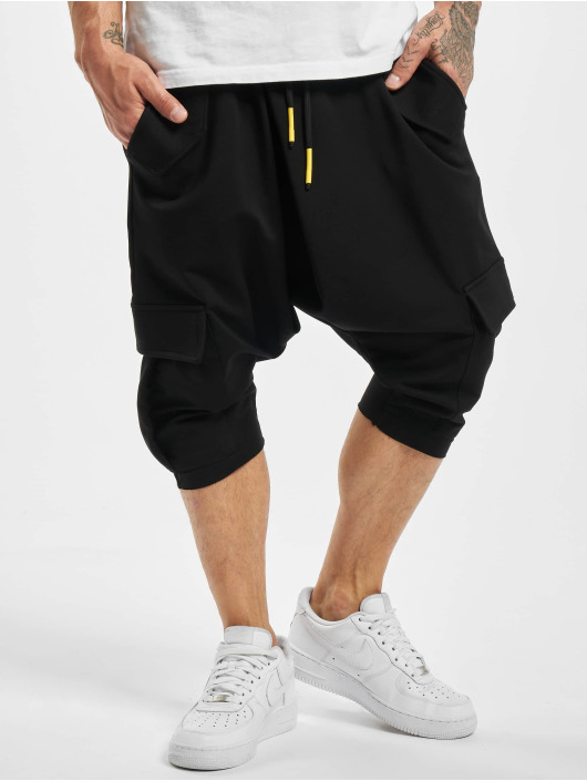 VSCT Clubwear Šortky Shogun èierna