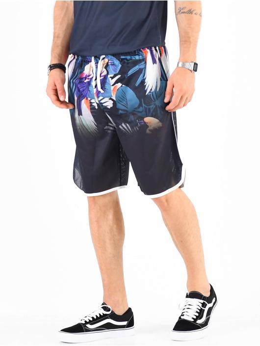 VSCT Clubwear Šortky Tropic Bird čern