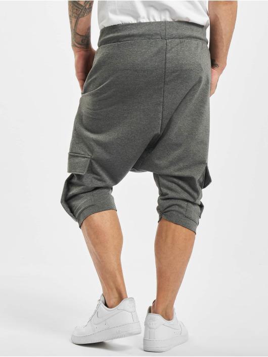 VSCT Clubwear Šortky Shogun šedá