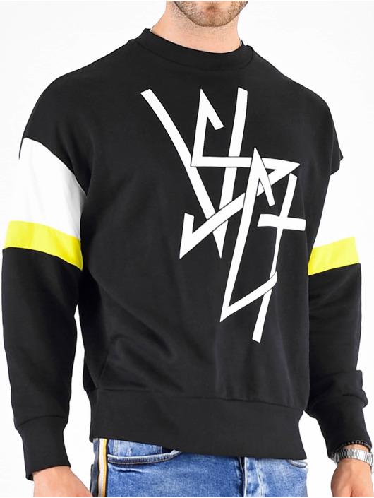 VSCT Clubwear Пуловер Coach Retro Crew синий