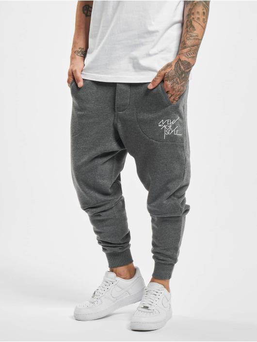 VSCT Clubwear Спортивные брюки Logo серый