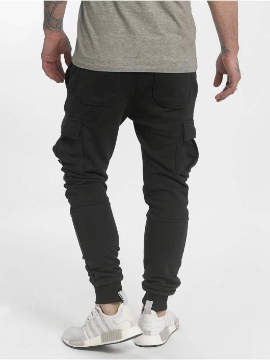 VSCT Clubwear Спортивные брюки Caleb черный