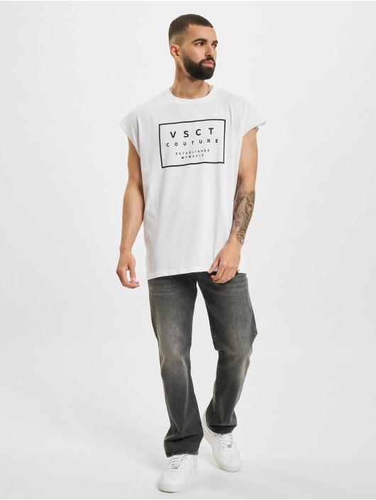 VSCT Clubwear Футболка Logo Couture белый