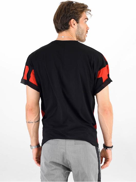 VSCT Clubwear Футболка Letter Logo Turn черный