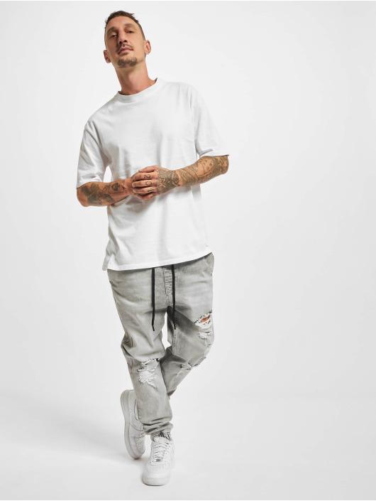 VSCT Clubwear Antifit Noah Cuffed Laces šedá
