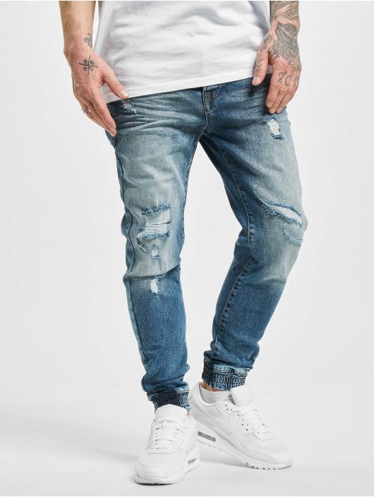 VSCT Clubwear Antifit Noah Cuffed Darkblue Random синий