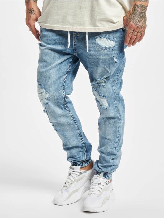 VSCT Clubwear Antifit Noah Cuffed Laces blau