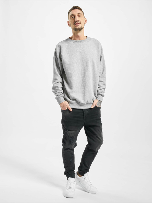 VSCT Clubwear Antifit Noah Cuffed Sunfaded Antifit czarny