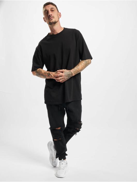 VSCT Clubwear Antifit Noah Cuffed Laces czarny
