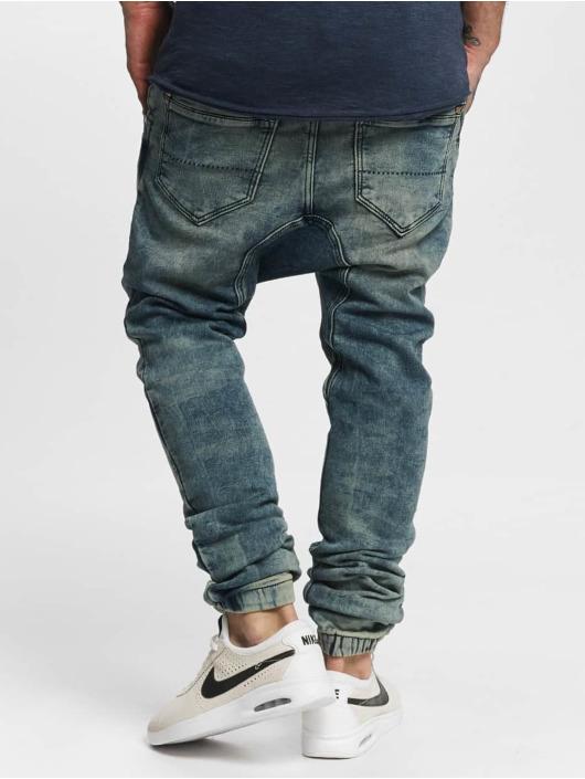 VSCT Clubwear Antifit-farkut Noel Cuffed sininen