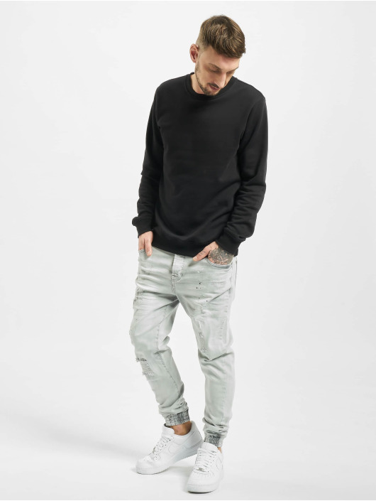 VSCT Clubwear Antifit Noah Cuffed Sunfaded grå