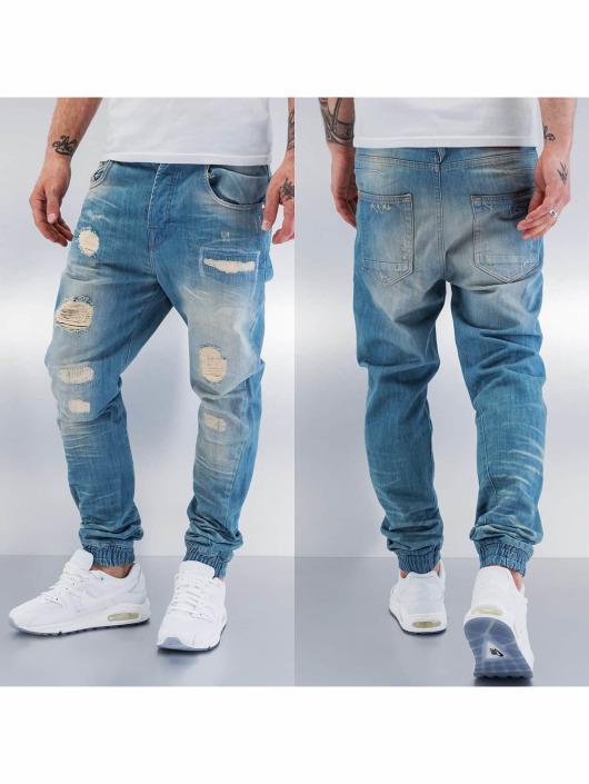 VSCT Clubwear Antifit jeans Noah Cuffed blå