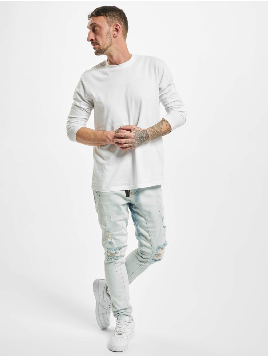 VSCT Clubwear Antifit Keanu Zip Antifit modrá