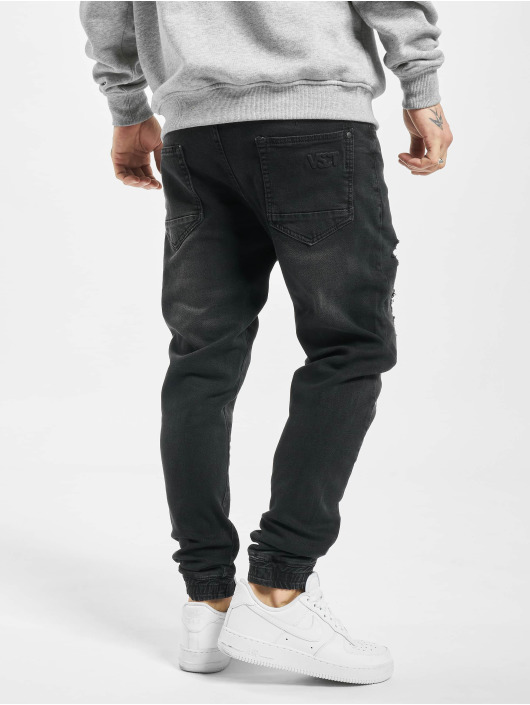 VSCT Clubwear Antifit Noah Cuffed Sunfaded Antifit nero