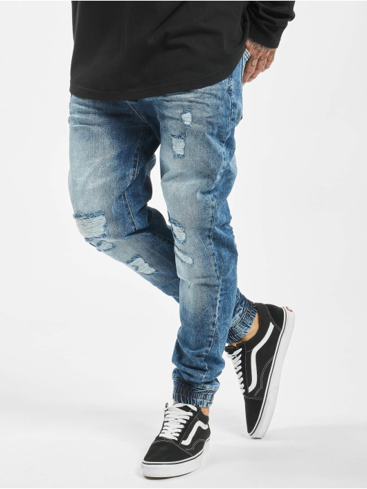 VSCT Clubwear Antifit Noah Cuffed Antifit niebieski