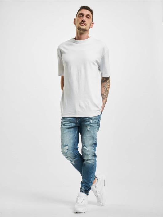 VSCT Clubwear Antifit Noah Cuffed Darkblue Random niebieski
