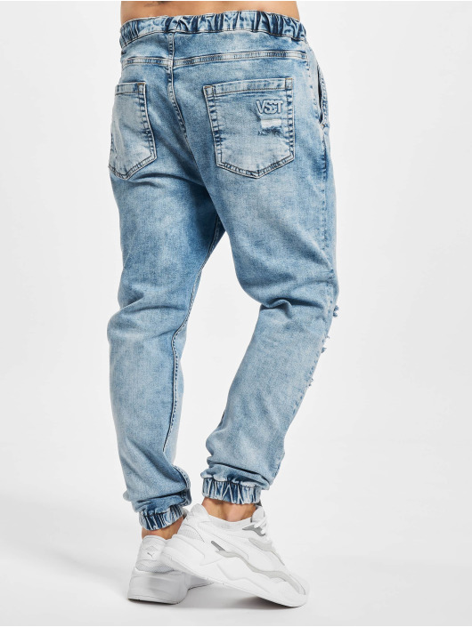 VSCT Clubwear Antifit Noah Cuffed Laces niebieski