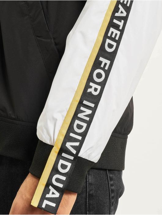 VSCT Clubwear Bundy na přechodné roční období Coach Logo Tape bílý