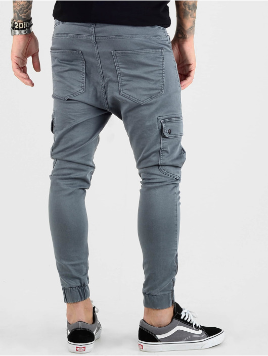 VSCT Clubwear Cargo Spencer šedá
