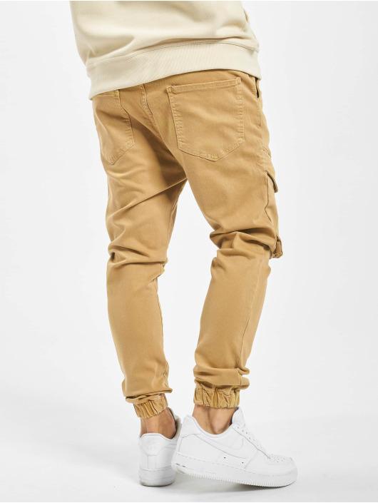 VSCT Clubwear Cargo Noah Cargo Cuffed béžová