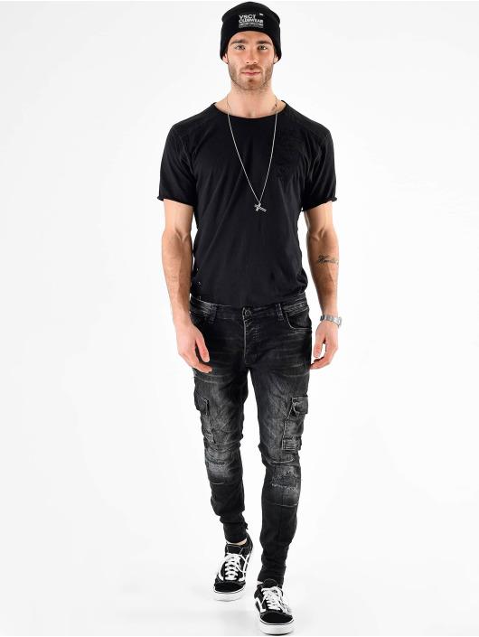 VSCT Clubwear Cargo Knox Adjust Hem black