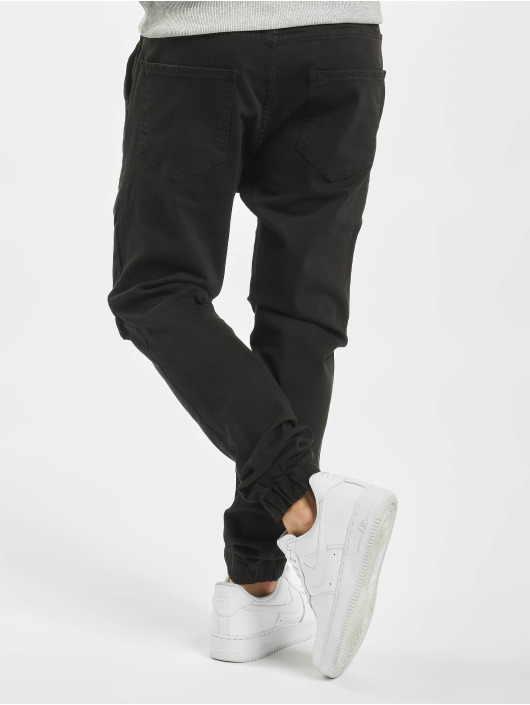 VSCT Clubwear Cargo Noah Cargo Cuffed black