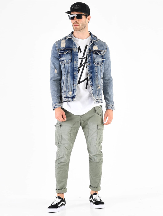 VSCT Clubwear Cargo Spencer kaki