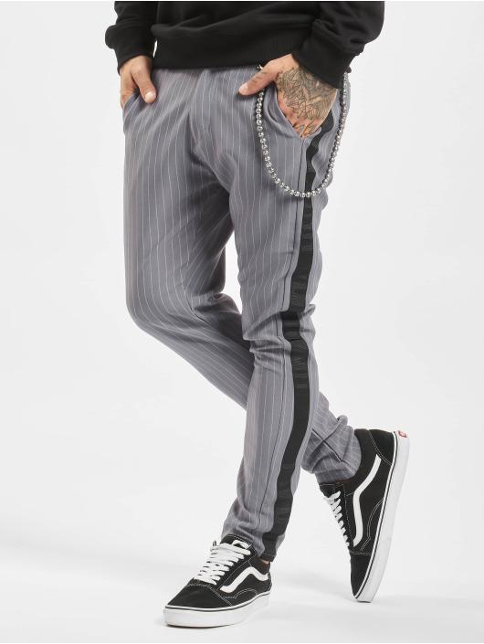 VSCT Clubwear Cargo Nohavice Ewan šedá