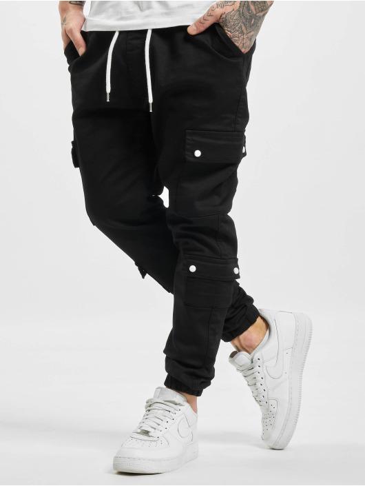 VSCT Clubwear Cargo pants Nexus čern