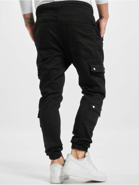 VSCT Clubwear Cargo pants Nexus black