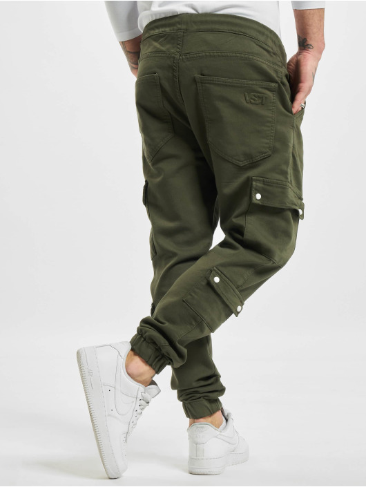 VSCT Clubwear Cargo pants Nexus hnědožlutý