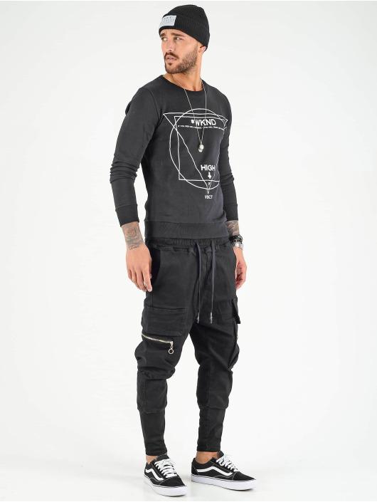 VSCT Clubwear Cargo pants Logan svart